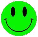 Groene smiley