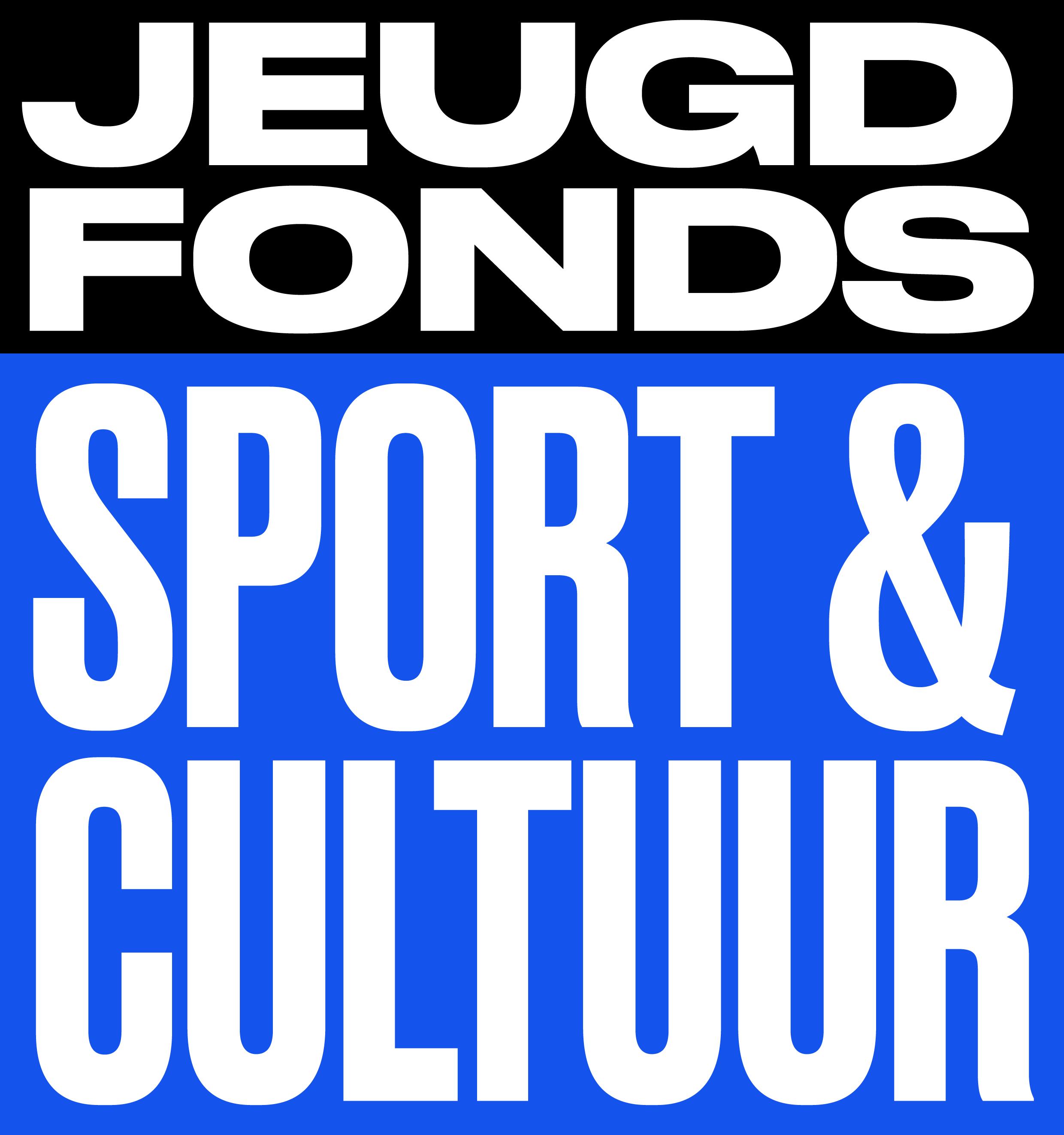 Jeugd Sport Fonds logo